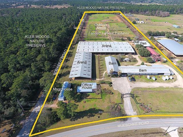 21403 Mueschke, Tomball, TX 77377 (MLS #48928438) :: Fairwater Westmont Real Estate
