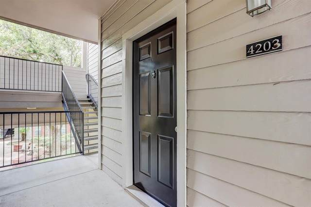1330 Old Spanish Trail #4203, Houston, TX 77054 (MLS #48928503) :: The Bly Team