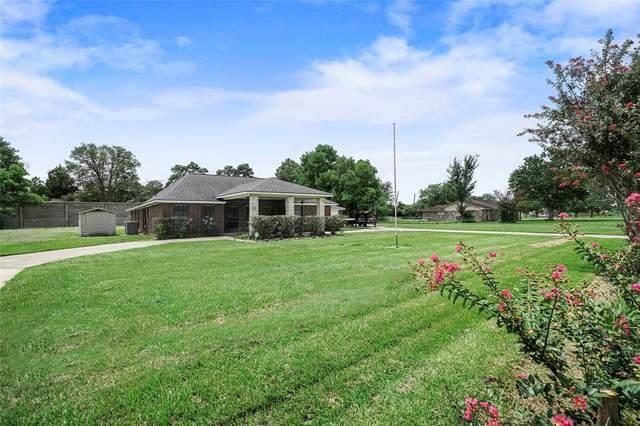 13815 Boudreaux Estates Drive, Tomball, TX 77377 (MLS #48929587) :: The Wendy Sherman Team