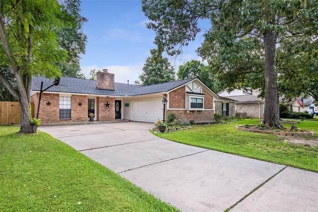 2714 Longleaf Pines Drive, Houston, TX 77339 (MLS #48933252) :: The Bly Team