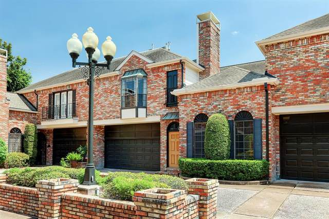2513 Potomac Drive C, Houston, TX 77057 (MLS #48933326) :: The Home Branch