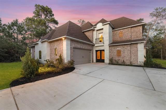 5807 White Birch Run, Spring, TX 77386 (MLS #48938822) :: The Home Branch
