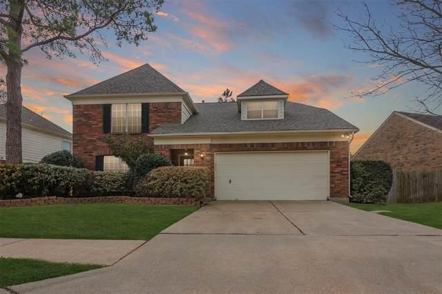 18035 Berry Branch Drive, Houston, TX 77084 (MLS #48943747) :: Michele Harmon Team