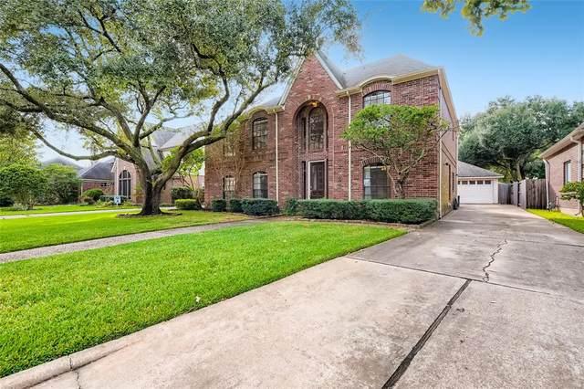 1114 Sherfield Ridge Drive, Katy, TX 77450 (MLS #48945530) :: My BCS Home Real Estate Group