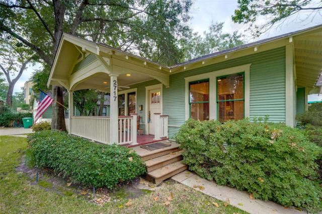 2717 N Sabine Street, Houston, TX 77009 (MLS #48962527) :: Texas Home Shop Realty