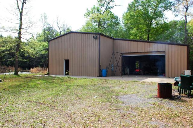 1450 Campbell Acres Road, Cleveland, TX 77328 (MLS #48967241) :: Texas Home Shop Realty