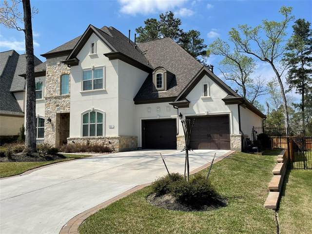 22 Maize Flower Place, Tomball, TX 77375 (MLS #4897365) :: The Queen Team