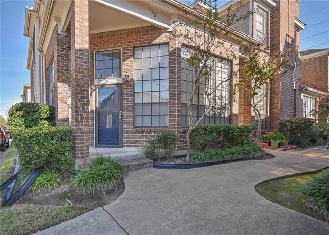 8888 Benning Drive #214, Houston, TX 77031 (MLS #48980067) :: Caskey Realty