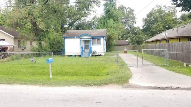 914 Ellington Street, Houston, TX 77088 (MLS #48986358) :: Caskey Realty