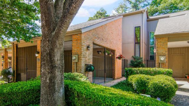 9400 Doliver Drive #63, Houston, TX 77063 (MLS #48996088) :: The Home Branch