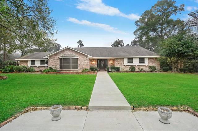 109 Pebble Springs Lane, Cleveland, TX 77327 (MLS #49000927) :: The Home Branch