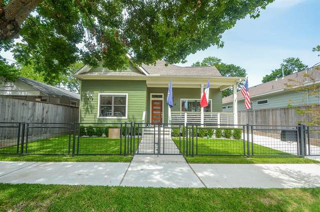 1706 Gentry Street, Houston, TX 77009 (MLS #49002822) :: The Sansone Group