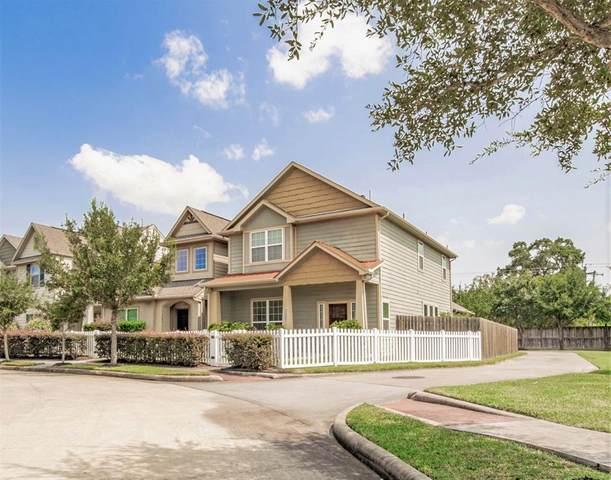 4602 Oak Laurel Lane, Houston, TX 77092 (MLS #49014438) :: The Bly Team