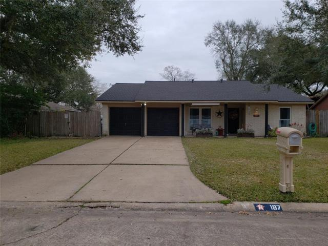 187 Loch Lomond Drive, League City, TX 77573 (MLS #49019369) :: The SOLD by George Team