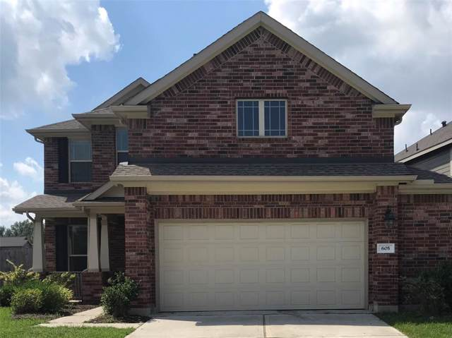 605 Pine Creek Drive, Conroe, TX 77301 (MLS #49024647) :: Texas Home Shop Realty