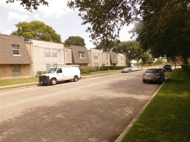 5550 N Braeswood Boulevard #122, Houston, TX 77096 (MLS #4902789) :: Texas Home Shop Realty