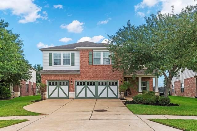 8323 Clover Leaf Drive, Rosenberg, TX 77469 (MLS #49032910) :: Connect Realty