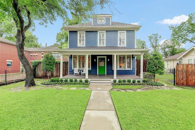 609 W 17th Street, Houston, TX 77008 (MLS #49035504) :: Keller Williams Realty