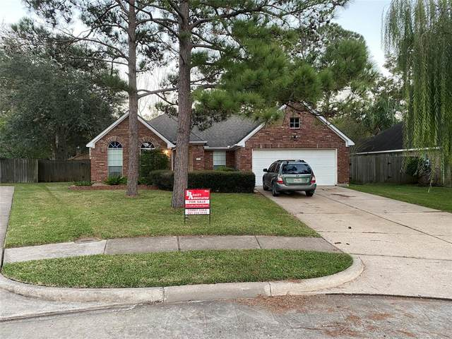 1901 Waterford Way, Seabrook, TX 77586 (MLS #490492) :: The Bly Team