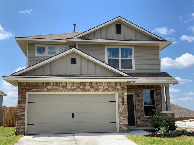 151 Emery Oak Way, Huntsville, TX 77320 (MLS #49059855) :: The SOLD by George Team