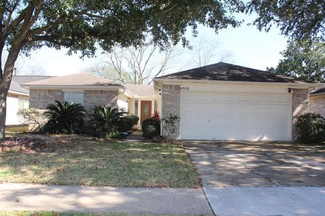 4506 Shawna Drive, Houston, TX 77084 (MLS #49066933) :: Caskey Realty