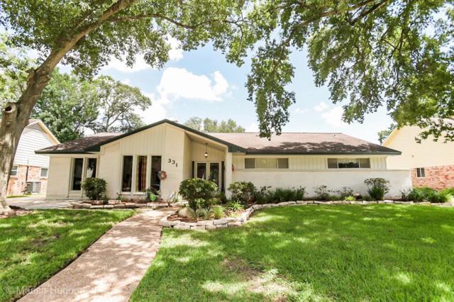 331 Bayou View Drive, El Lago, TX 77586 (MLS #49072166) :: Rachel Lee Realtor