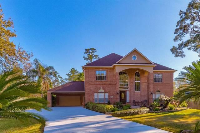 1105 N Country Club Drive, Shoreacres, TX 77571 (MLS #49074308) :: Texas Home Shop Realty