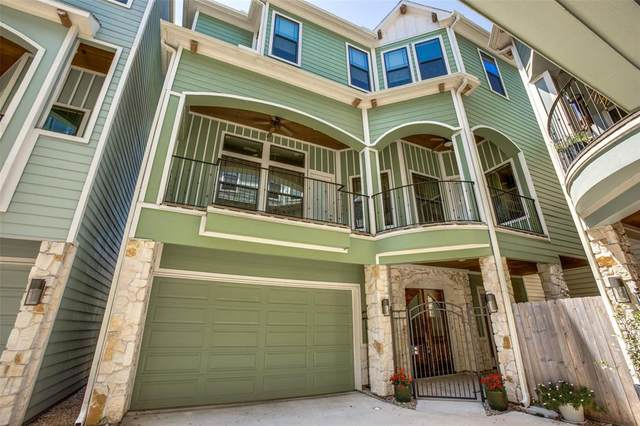 911 W 25th D, Houston, TX 77008 (MLS #49075893) :: Connect Realty