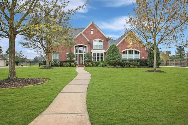 16607 Cottage Rose Trail, Cypress, TX 77429 (MLS #49077924) :: The SOLD by George Team