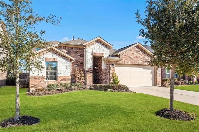 3813 Enchanted Timbers Lane, Spring, TX 77386 (MLS #49078285) :: My BCS Home Real Estate Group