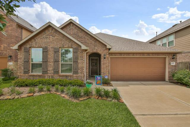 24615 Ballad Drive, Katy, TX 77493 (MLS #49079464) :: The SOLD by George Team