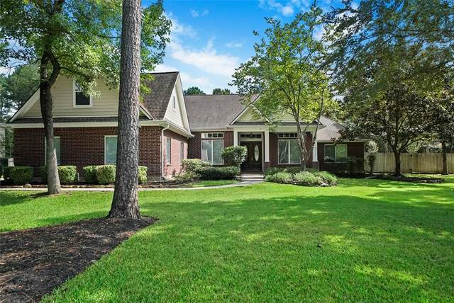 9835 Clubhouse Circle, Magnolia, TX 77354 (MLS #49082175) :: Caskey Realty