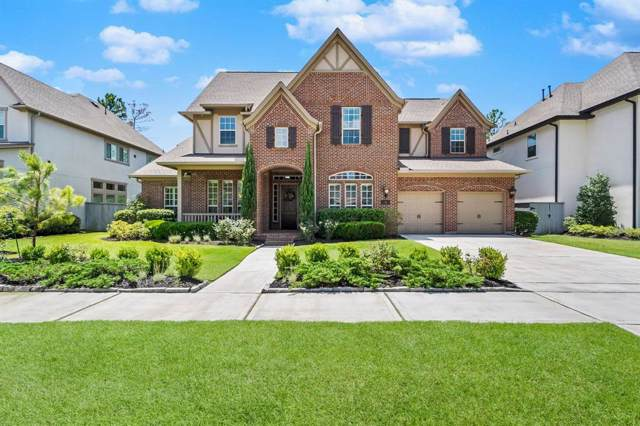 19 Liberty Branch Boulevard, The Woodlands, TX 77389 (MLS #49082686) :: The Parodi Team at Realty Associates