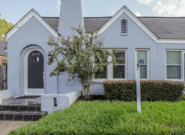2205 Alabama Street, Houston, TX 77004 (MLS #49084486) :: Texas Home Shop Realty