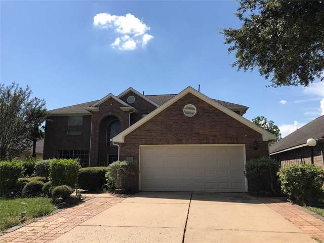 522 Chickory Field Lane, Pearland, TX 77584 (MLS #49084962) :: Caskey Realty