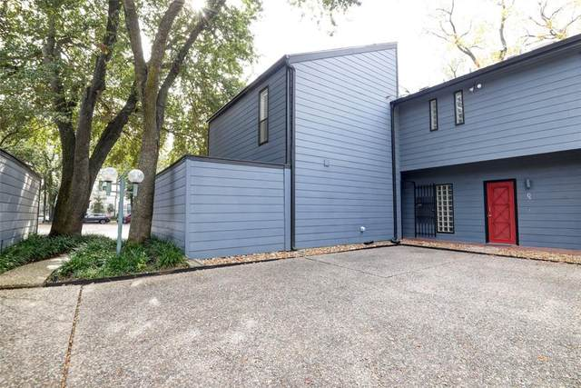 2100 Commonwealth Street L, Houston, TX 77006 (MLS #49088898) :: All Cities USA Realty