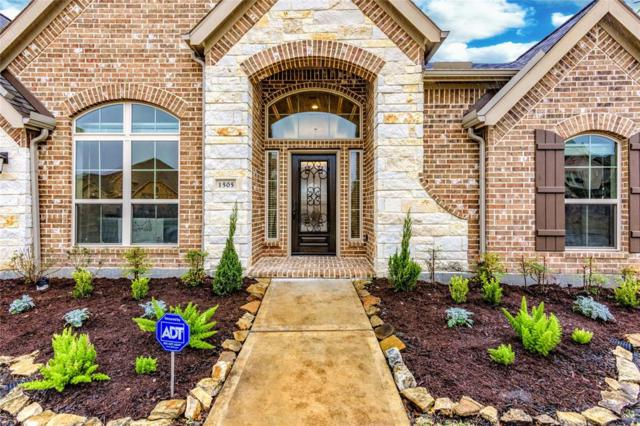 1505 Dusty Rose Court, Friendswood, TX 77546 (MLS #49089007) :: REMAX Space Center - The Bly Team