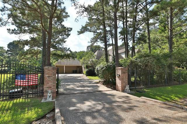 35 Watertree Drive, The Woodlands, TX 77380 (MLS #49097847) :: The Parodi Team at Realty Associates