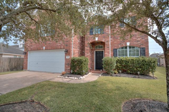 12611 Cobble Springs Drive, Pearland, TX 77584 (MLS #49102460) :: Giorgi Real Estate Group