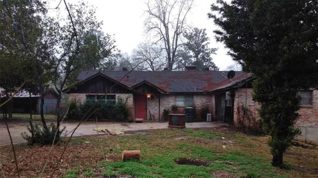109 Walthall Road, Newton, TX 75966 (MLS #49114436) :: Texas Home Shop Realty