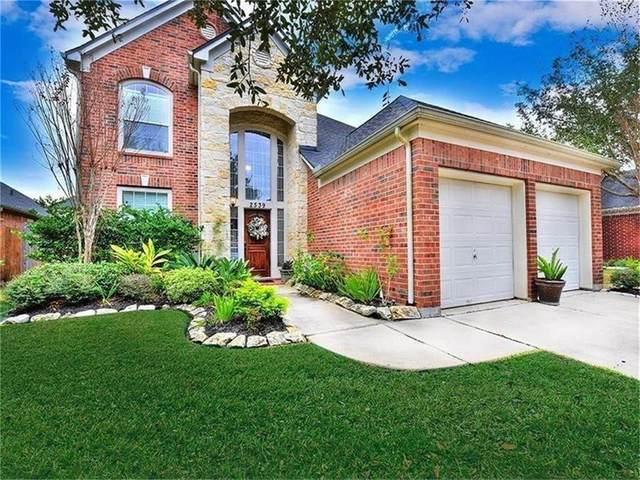 2539 Llano Springs Drive, Katy, TX 77494 (MLS #4911717) :: The Home Branch
