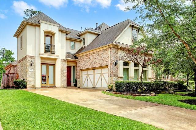 103 S Knights Crossing Drive, The Woodlands, TX 77382 (#49124981) :: ORO Realty