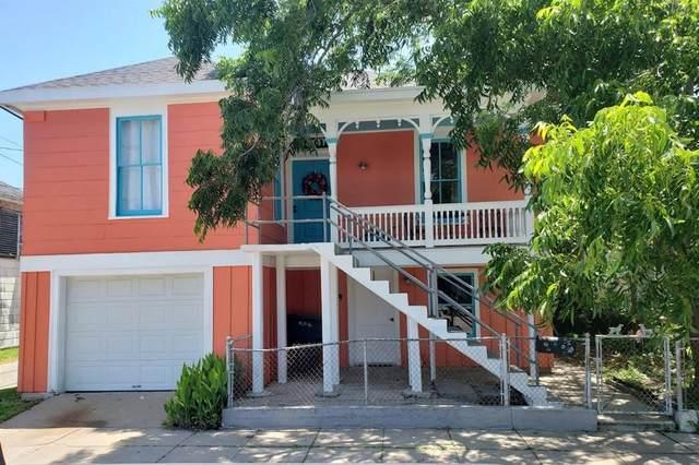 1514 18th Street, Galveston, TX 77550 (MLS #49133257) :: Christy Buck Team