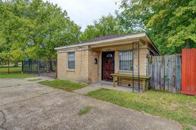 5121 Peachtree St 1/2, Houston, TX 77016 (MLS #49135615) :: The Freund Group