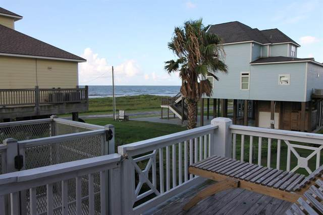 2792 Gulfview Drive, Crystal Beach, TX 77650 (MLS #49140932) :: The Andrea Curran Team powered by Compass
