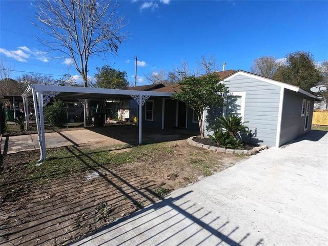 5217 Doolittle Boulevard, Houston, TX 77033 (MLS #49149381) :: The SOLD by George Team