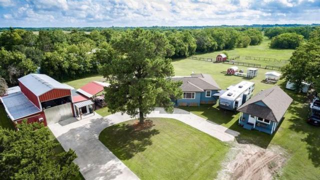 17124 Miller Wilson Road, Crosby, TX 77532 (MLS #49149976) :: The Heyl Group at Keller Williams