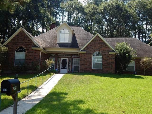 109 Hummingbird Circle, Livingston, TX 77351 (MLS #49152126) :: Caskey Realty