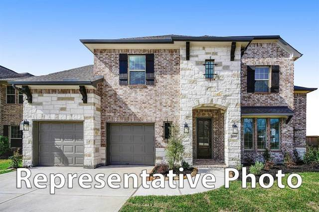 7307 Crossvine Manor Trail, Katy, TX 77493 (MLS #49155351) :: Connect Realty