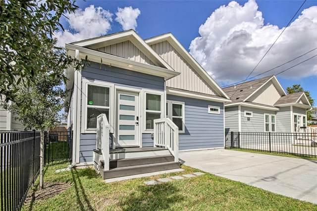 507 Carl Street, Houston, TX 77009 (MLS #49160964) :: The Queen Team